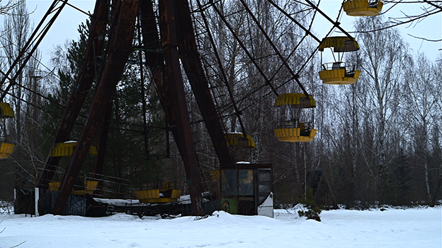 Bambi à Tchernobyl, 2014